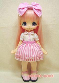 Kinoko Juice doll - my new obsession