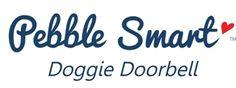Pebble Smart Doggie Doorbell - Wireless Dog Doorbell and Pet Chime