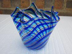 Stunning Murano Glass Handkerchief Vase £5 Car Boot Sale Find Summer 2012 | Flickr - Photo Sharing!
