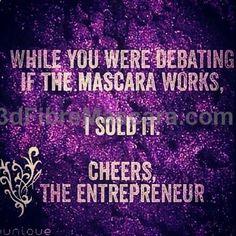 True story! #3dfibremascara #mascara #bestmascara #her #beautyproducts #feminine #ladies #female #products #morning #ideas #dressingup #gifts #new #shop3dfibremascara