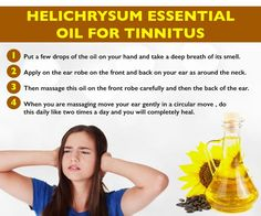 How to Cure Tinnitus? - The Best Way to Cure Tinnitus. Safe and Natural Tinnitus Remedies. Stop Tinnitus Today! Doterra Essential Oils, Essential Oil Blends, Essential Oils For Tinnitus, Helichrysum Essential Oil Uses, Helichrysum Oil, Yl Oils, Young Living Oils, Young Living Essential Oils, Tinnitus Symptoms