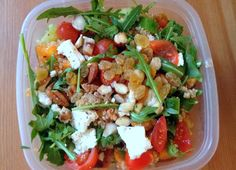 Salad on the go! - Hungry For Healthy Food