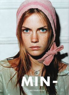 The Face by Pierre Bailly    Mini Anden