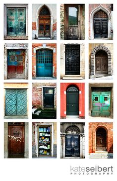 doors of italy #italy #doors