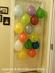 Birthday Balloons .1