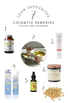 e3afbb4fbcb Team Favourites  Seven Cures for Cold   Flu