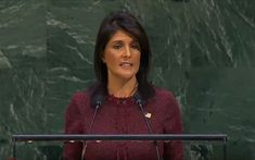 Story: Bravo UN Ambassador Nikki Haley and the new Americanism - by Dwight L. Schwab Jr. - Former South Carolina Governor and now UN Ambassador, Nikki Haley, is an enigma of sorts. During the Republican presidential primary in South Carolina in the spring of 2016, she was adamantly against candidate Donald Trump publicly.  In fact Haley went out of her way to express her disdain for... #Politics