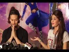 Tiger Shroff & Jacqueline Fernandez's interview for FLYING JATT movie Tiger Shroff, Jacqueline Fernandez, Bollywood, Interview, Concert, Sexy, Youtube, Movies, Films