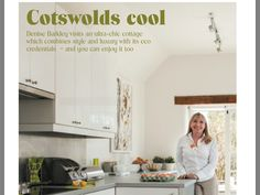 Check out our article in the @oxfordtimes Limited Editions about The Chestnuts and Eco Chic Cottages #Cotswolds #Holiday cottages