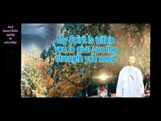 God Jesus Christ is saying to you today Matthew 11:28-29 - YouTube Bible Verse For Today, Bible Verses, God Jesus, Jesus Christ, Come Unto Me, Matthew 11 28, My Spirit, Sayings