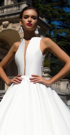 Milla Nova Bridal 2017 Wedding Dresses vesta2 / http://www.deerpearlflowers.com/milla-nova-2017-wedding-dresses/24/