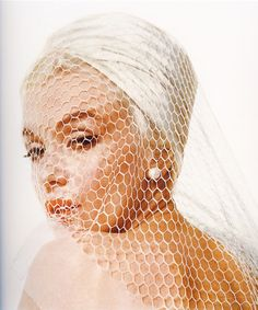 Marilyn Monroe by Bert Stern, 1962. If i ever get married I want this look.