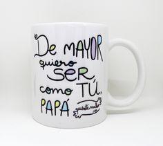 La taza de papá