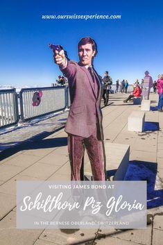 Schilthorn Piz Gloria – Visiting James Bond