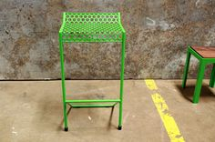 ...all weather stool, indoor/outdoor and stackable...in Austin find it @ The Howard Stool by RAD Furniture