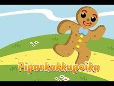 Piparkakkupoika - YouTube