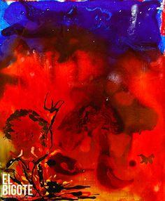Crueldad - Ana Castañer www.galeriadearteelbigote.com