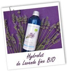 #COSMÉTIQUES - Aroma-Zone, Hydrolat de Lavande (Peau Grasse, Régulation du Sébum et de la Brillance)