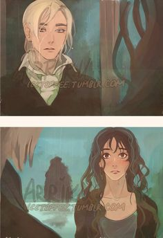 #Dramione #fanart from Tumblr