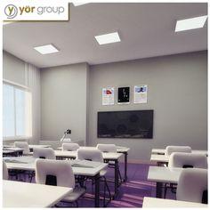Vizyon Koleji 360 kişilik ilkokul, 360 kişilik ortaokul, 264 kişilik lise sınıflarına sahip olacak!