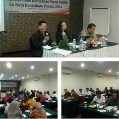 Sosialisasi audit dana kampanye pada partai politik peserta Pemilu 2014 di Kota Banjarbaru