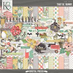 That Ol' Bunny : The Kit