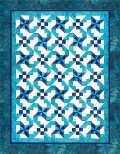 Happy to be Scrappy: Graduation quilt...