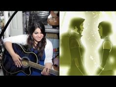 "Original ""Chasing Stars"" for Korrasami in The Legend of Korra"
