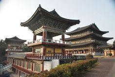 Yakcheonsa Temple. Korea