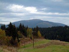 Slovakia, Orava - Babia mountain (Babia Hora)