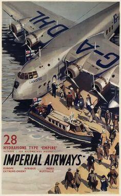 Electric Lightning A3 A4 Aircraft Poster Print
