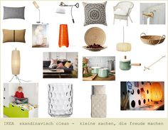 kleine deko-objekte, leuchten, schalen von IKEA  deutschland, oktober 2014