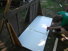 Thrifty Sistah: Methods and Means for Resourceful Living, DIY Greenhouse