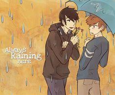 Always Raining Here