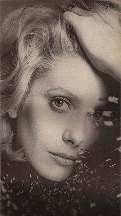 catherine deneuve by richard avedon, vogue, november 1971