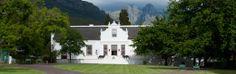 Lazrac Hotel & Spa- Stellenbosch