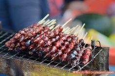Top 5 Cambodian Street Food Snacks