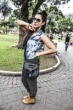 Moda de la calle Parque de Miraflores