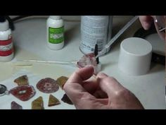 How to use Hot Stuff CA glue for lapidary applications- with Ed Johnson - YouTube