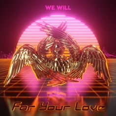With his new single 'For Your Love', We Will ignites a firework of high spirits and creates a real dopamine rush in the brain. The song not only lifts the mood but also pulls onto the dance floor like a magnet. With the 'Fade to the 80th Mix' and the 'No Slap no Fun Mix', the two currently popular EDM trends Slap House and Synth Wave are served. #ForYourLove #WeWill