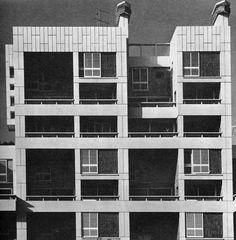 Josep Lluis Sert - Les Escales Park. 1967