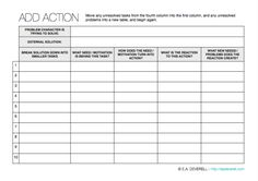 Creative Writing Worksheet – Add Action (PDF) This is the final worksheet in our Year of Creative Writing Worksheets, but don't be downcast! A Year of Creative Writer Worksheets will begin next week – same day, same place. :) Since I've already covered Endings and Beginnings, I wasn't sure how to conclude this series. Finally,…