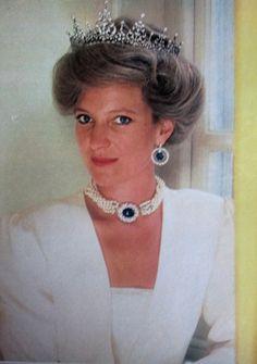Marie Christine, Princess Michael of Kent. circa 1980s