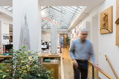 16 Of The Coolest Creative Offices In Paris | Co.Design | business + design