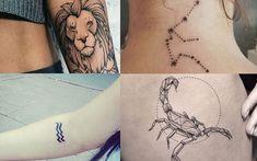 Tatuagem de cada signo: veja ideias e inspirações