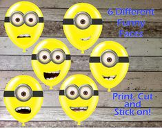 INSTANT DOWNLOAD Despicable Me Minion by EmporioEliteDigital