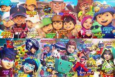 Cartoon Movies, Disney Movies, Boboiboy Anime, Boboiboy Galaxy, Boy Images, Short Comics, I Wallpaper, Doraemon, Disney Frozen