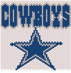 (11) Name: 'Other : Lighter Cover Pattern - Cowboys