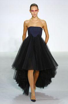 Vestidos de noche | Colección primavera-verano 2013 de Christian Dior durante la Semana de la Moda en París