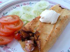 SPLENDID LOW-CARBING BY JENNIFER ELOFF: MEXICAN CHICKEN BURRITOS